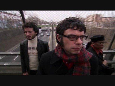 Flight of the Conchords-Inner City Pressure