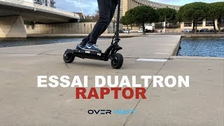 TEST DUALTRON RAPTOR by OVER WATT