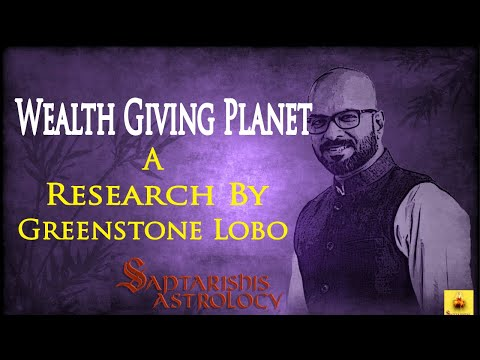 Wealth Giving Planet: Greenstone Lobo Discovers Planet X - The Planet of Wealth