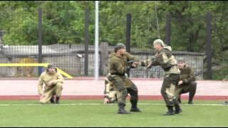 Спецназ ГУФСИН России по Ростовской области провел «урок мужества» в ростовской школе