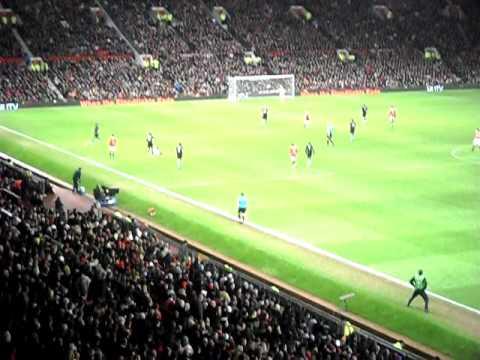 Darren, Darren Bent - Manchester United Away