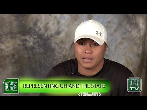 Hawaii Softball Senior Last Words 2017