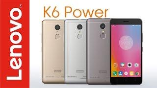 видео Обзор смартфона Lenovo K6 Note