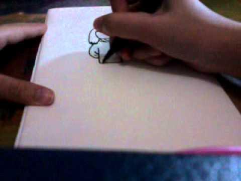 สอนวาดรูปน่ารักง่ายๆ 1