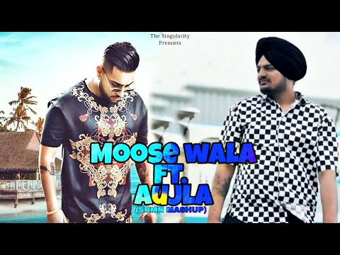 Moose Wala Aujla | SRMN Ft. Sidhu Moose Wala & Karan Aujla | Latest Punjabi Songs 2019