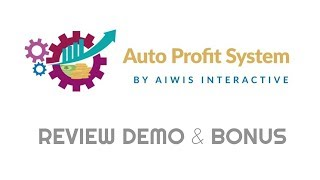 The Auto Profit System Review Demo Bonus - Start Getting Automated Profits For Just $9.95
