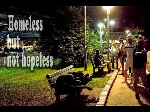 Caring Hearts - Project Homeless - Singapore - Christmas Cheer #1