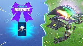 *NEW* FREE EQUALIZER GAMEPLAY (Search Chests Day 14 Reward) 14 Days Of Fortnite Challenges!