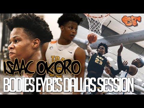 ISAAC OKORO BODIES EYBL's Dallas Session
