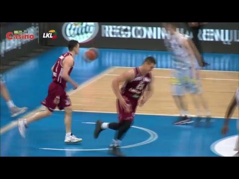 """LKL rungtynės: Panevėžio """"Lietkabelis"""" - Vilniaus """"Lietuvos rytas"""" [2017-05-17]"""