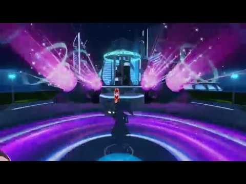 [VRChat] Visual Music Show by shadowsnipe