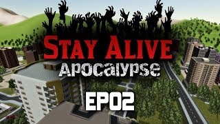 Stay Alive Apocalypse   Survival Gameplay   EP02