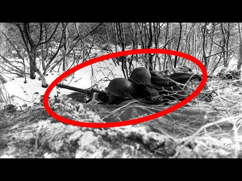 The Battle Of Lanzerath Ridge - How 18 American Soldiers Stopped The Entire 1st SS Panzer Division
