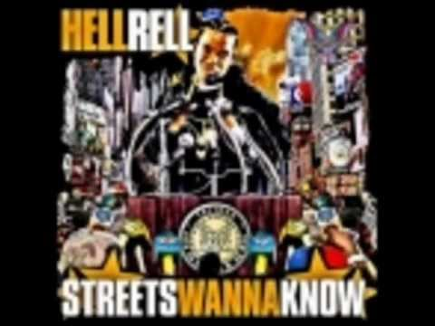 Hell Rell - Streets Wanna Know Intro