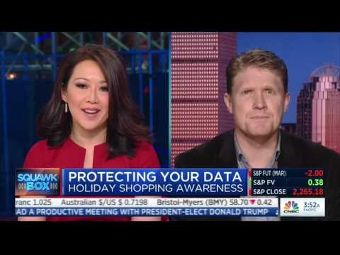 Protecting Your Data - BitSight CTO Stephen Boyer Interview with CNBC