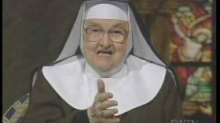 Mother Angelica: Living in the Present Moment