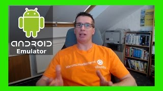 Android Studio - Android Emulator in Ubuntu Linux installieren - Android Apps unter Linux erstellen