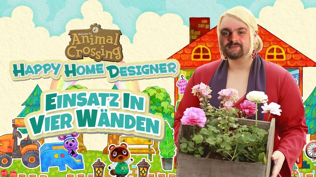 einsatz in vier w nden animal crossing happy home. Black Bedroom Furniture Sets. Home Design Ideas