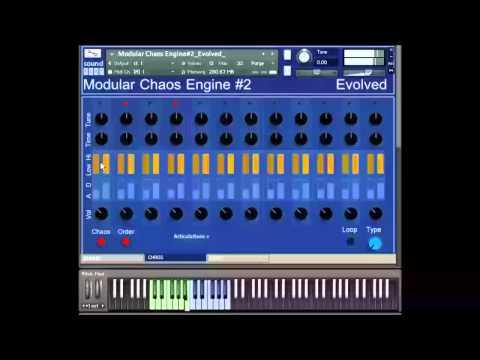 Modular Chaos Engine #2 walkthrough