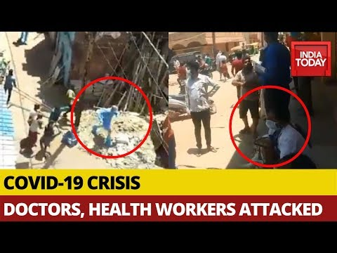 COVID-19 Crisis: Attack On Doctor In Indore, Assault On Asha Worker In Bengaluru