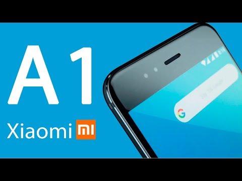 ¡XIAOMI Mi A1, primer móvil con ANDROID PURO de Xiaomi!