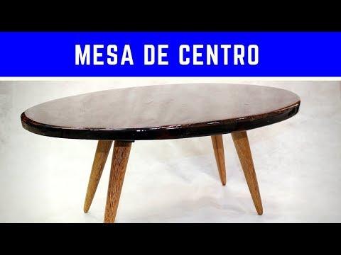 Mesa de centro com madeira de demolição - Passo a passo