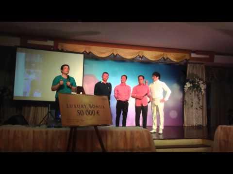 Giao lưu hậu Vip Forum 4-2016: Vip 5* Vũ Hữu Lợi quảng bá NDD Vũ Thị Thuý chia sẽ