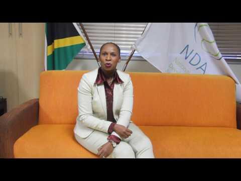 Women's Day message from the NDA CEO, Mrs Thamo Mzobe