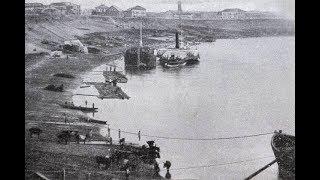 Каким был Иртыш 19 века и до наших дней.Исторические и современные фото.