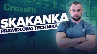 6PAK UCZY - Skakanka w CrossFicie | nauka Double Unders | 4K