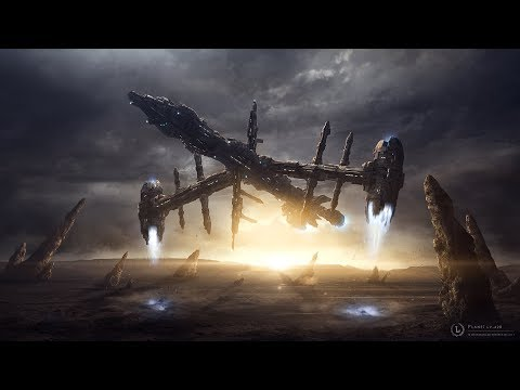 Fox Sailor - Gravitation | Epic Cinematic Sci-Fi Music