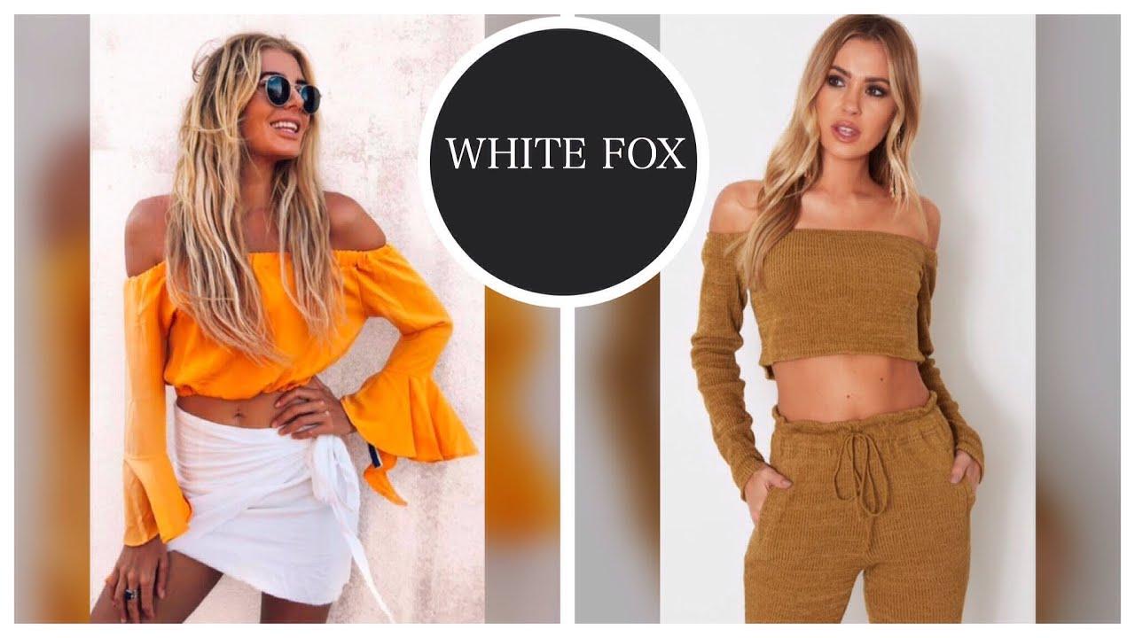 White Fox Boutique Fashion Lookbook - Kara - YouTube