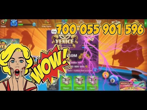QUEEN LEN   700 Billion Coins Completed SIMPLE GAMEPLAY     8 Ball Pool By Miniclip