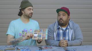 Aesop Rock and Kurt Going Through CCS Catalogs From The 80s