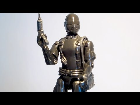 1982 & 1983 Snake Eyes (Commando) G.I. Joe review