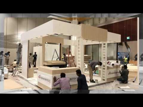 Exhibition stand experts in hotel   Grand Hyatt Dubai
