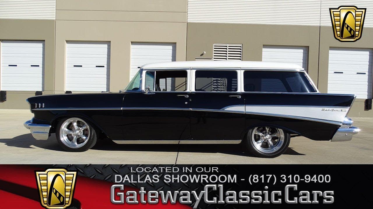1957 chevrolet corvette for sale on classiccars com 31 - 1957 Chevrolet Bel Air Station Wagon 538 Dfw Gateway Classic Cars Of Dallas