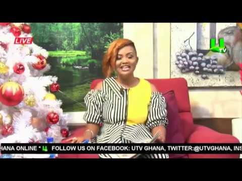 Nana Ama Mcbrown, Kumchacha and LilWyn host UTV #DayWithTheStars