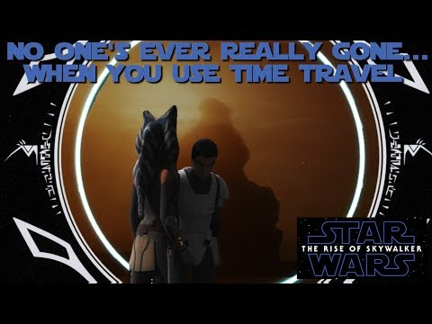 Time Travel in Episode Nine? Crazy or real possibility?