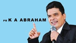 PR K A ABRAHAM  | VENMONY CRUSADE 2018 | DAY 6