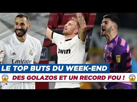 🔥⚽️ Top buts du week-end : Du très lourd et un record du monde !