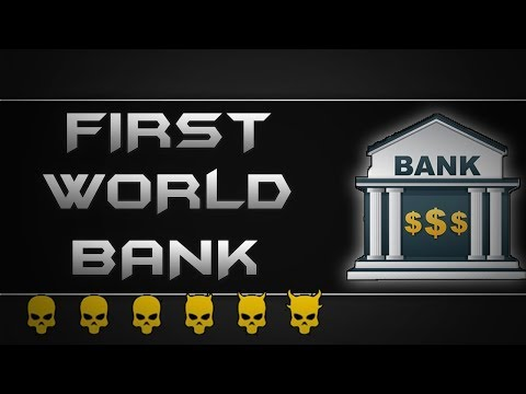 Pay Day 2 #2 First World Bank + ATM