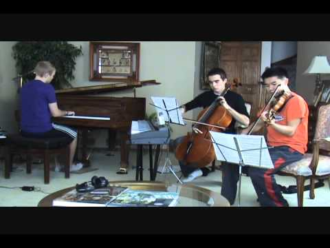 Nuvole Bianche String Trio Cover