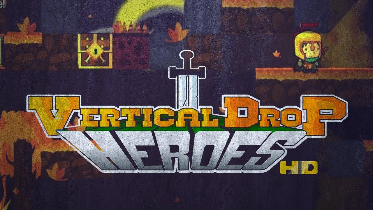 Resultado de imagem para Vertical Drop Heroes HD
