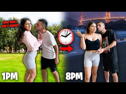 I TRIED TO KISS MY EX-GIRLFRIEND EVERY HOUR OF THE DAY...
