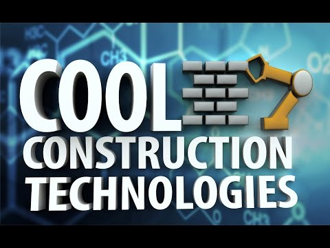 Construction technologies that are so cool [ Innovations in construction world 2017 ]
