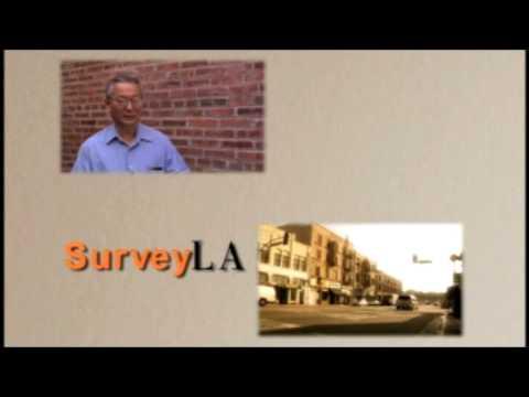 SurveyLA -- Los Angeles Historic Resources Survey -- 3 of 3