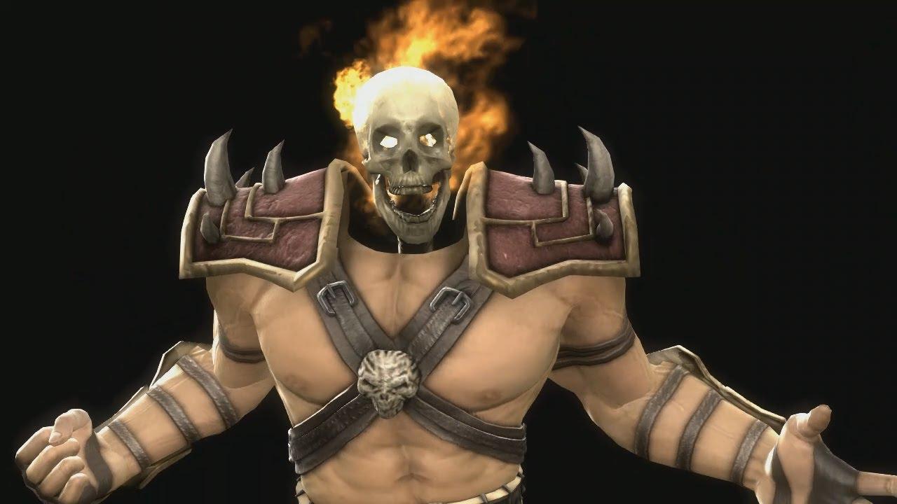 Mortal kombat 9 motaro death