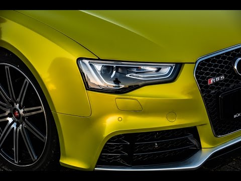 Audi RS5 By Re-Styling.lt