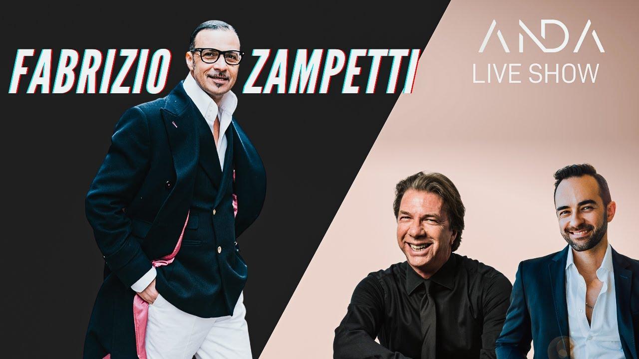 ANDA Live Show con ospite Fabrizio Zampetti